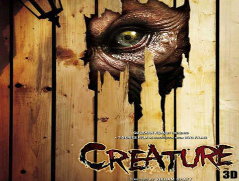 Creature 3D movie posters